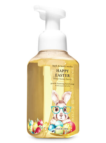 Sweet Bunny Berry Gentle Foaming Hand Soap - Bath And Body Works