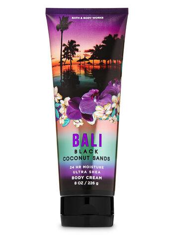 Bali Black Coconut Sands Ultra Shea Body Cream - Bath And Body Works