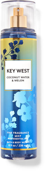Key West Coconut Water & Melon Fine Fragrance Mist