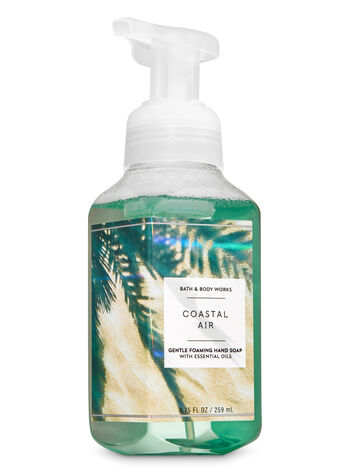 Coastal Air Gentle Foaming Hand Soap - Bath And Body Works