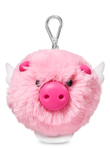 Flying Pig Pom PocketBac Holder - Bath And Body Works