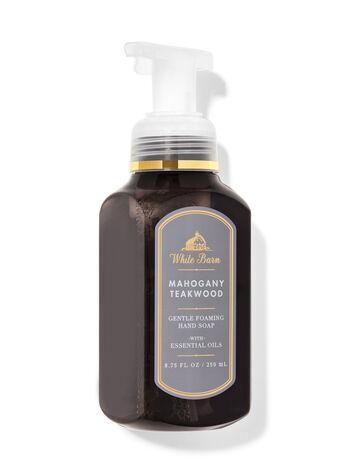 Mahogany Teakwood Gentle Foaming Hand Soap