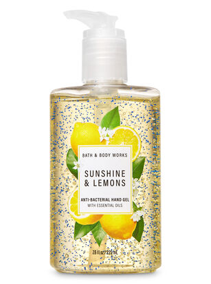 Sunshine & Lemons Hand Sanitizer, 7.6 fl oz
