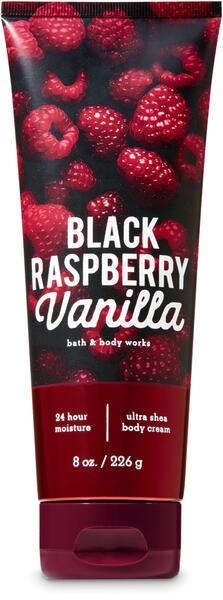 Black Raspberry Vanilla Ultra Shea Body Cream