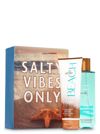 At the Beach Salty Vibes Only Gift Set