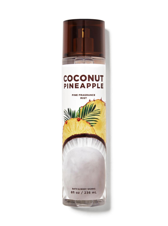 Coconut Pineapple Fine Fragrance Mist