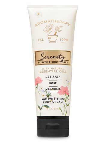 Aromatherapy Marigold Rose Magnolia Body Cream - Bath And Body Works