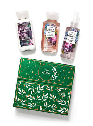 Cactus Blossom Mini Gift Box Set