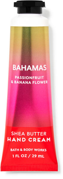 Bahamas Passionfruit & Banana Flower Hand Cream