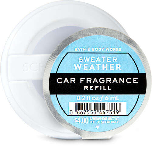 Sweater Weather Car Fragrance Refill