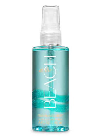 At The Beach Travel Size Fine Fragrance Mist - Bath And Body Works
