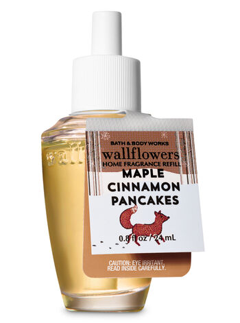 Maple Cinnamon Pancakes Wallflowers Fragrance Refill - Bath And Body Works