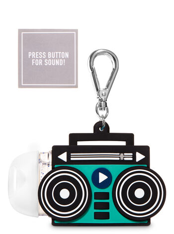 Noise-Making Boombox PocketBac Holder - Bath And Body Works