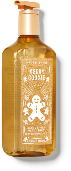Merry Cookie Gentle Gel Hand Soap
