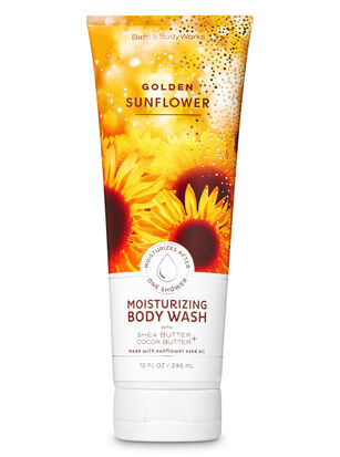 Golden Sunflower Moisturizing Body Wash