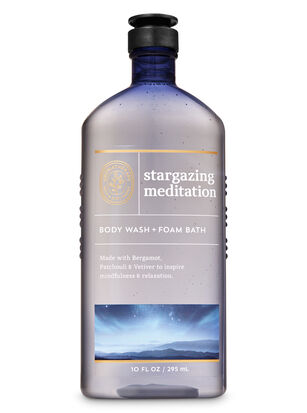 Stargazing Meditation Body Wash and Foam Bath