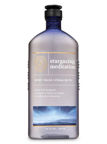 Stargazing Meditation Body Wash and Foam Bath