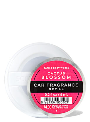 Cactus Blossom Car Fragrance Refill