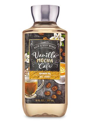 Vanilla Mocha Café Shower Gel