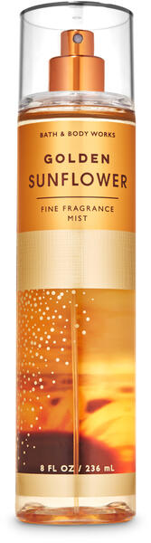 Golden Sunflower Fine Fragrance Mist