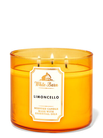 Limoncello 3-Wick Candle