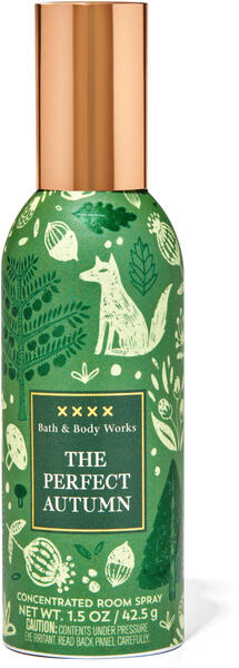 The Perfect Autumn Concentrated Room Spray