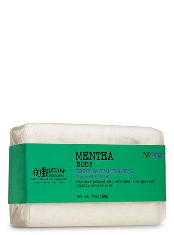 Mentha Exfoliating Bar Soap