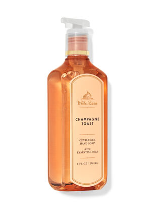 Champagne Toast Gentle Gel Hand Soap