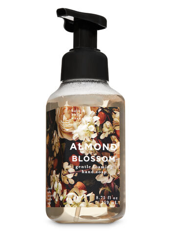 Almond Blossom Gentle Foaming Hand Soap - Bath And Body Works