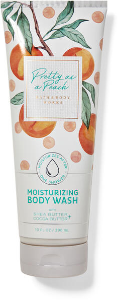 Pretty as a Peach Moisturizing Body Wash
