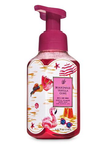 Boardwalk Vanilla Cone Gentle Foaming Hand Soap - Bath And Body Works