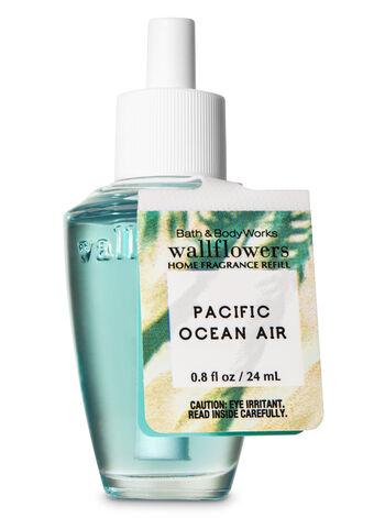 Pacific Ocean Air Wallflowers Fragrance Refill - Bath And Body Works
