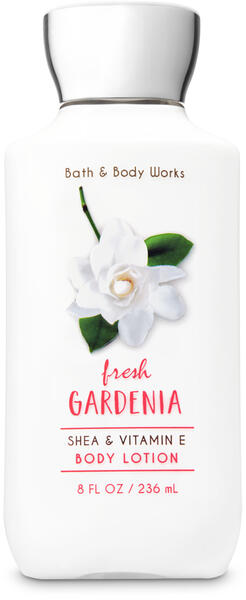 Fresh Gardenia Body Lotion