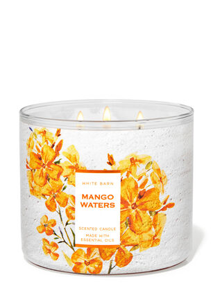 Mango Waters 3-Wick Candle
