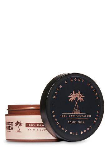 CocoShea Coconut Coconut Oil Body Melt - Bath And Body Works