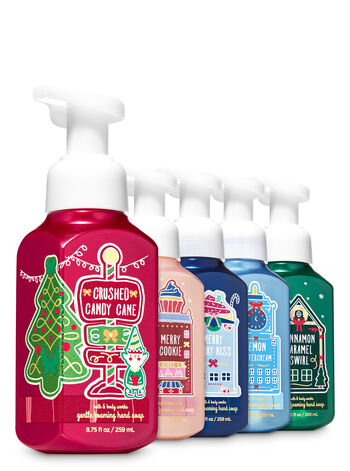 Land of Sweets Gentle Foaming Hand Soap, 5-Pack - Bath And Body Works