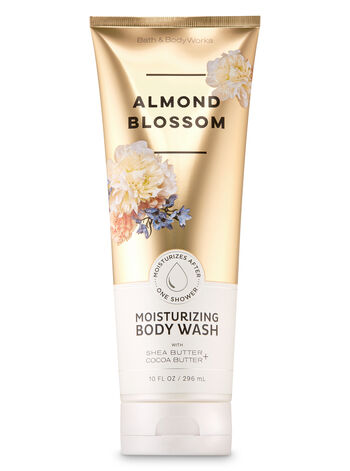 Signature Collection Almond Blossom Moisturizing Body Wash - Bath And Body Works
