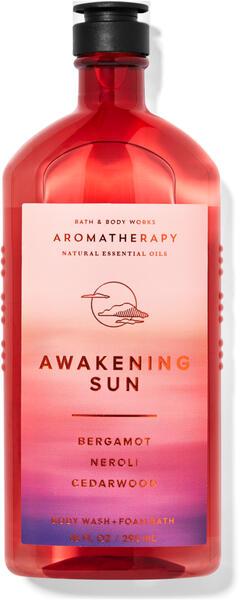 Awakening Sun Body Wash and Foam Bath