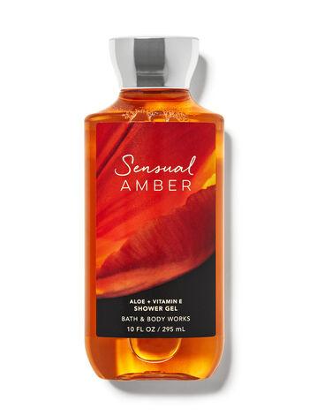 Sensual Amber Shower Gel