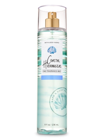 Coastal Hydrangeas Fine Fragrance Mist - Bath And Body Works