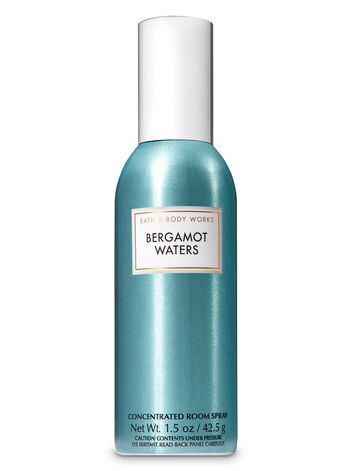 Bergamot Waters Concentrated Room Spray - Bath And Body Works