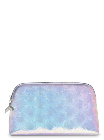 At the Beach Seashell Cosmetic Bag Gift Set