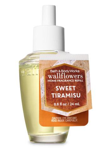 Sweet Tiramisu Wallflowers Fragrance Refill - Bath And Body Works