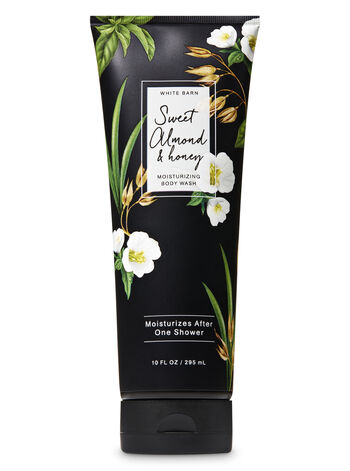 Sweet Almond & Honey Moisturizing Body Wash - Bath And Body Works
