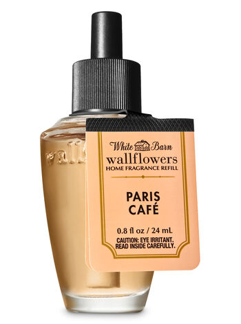 White Barn Paris Café Wallflowers Fragrance Refill - Bath And Body Works