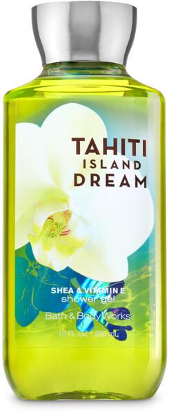 Tahiti Island Dream Shower Gel