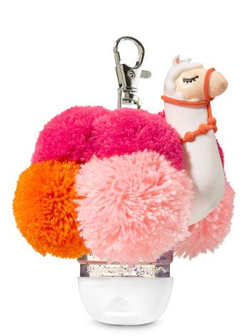 Llama Pom PocketBac Holder - Bath And Body Works