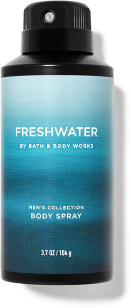 Freshwater Deodorizing Body Spray