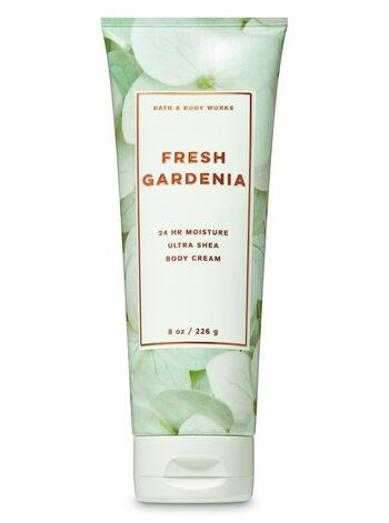 Fresh Gardenia Ultra Shea Body Cream - Bath And Body Works