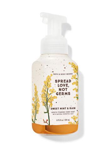 Sweet Mint & Rain Gentle Foaming Hand Soap
